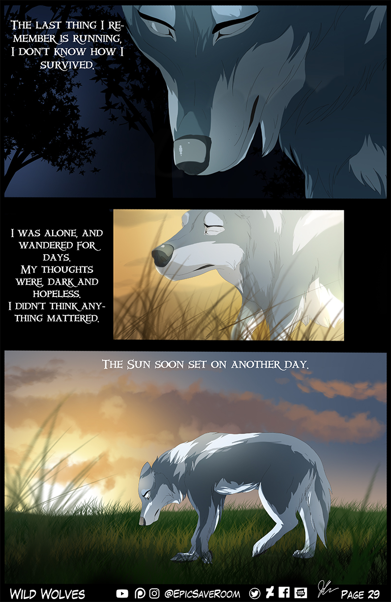 Wild Wolves - Page 29